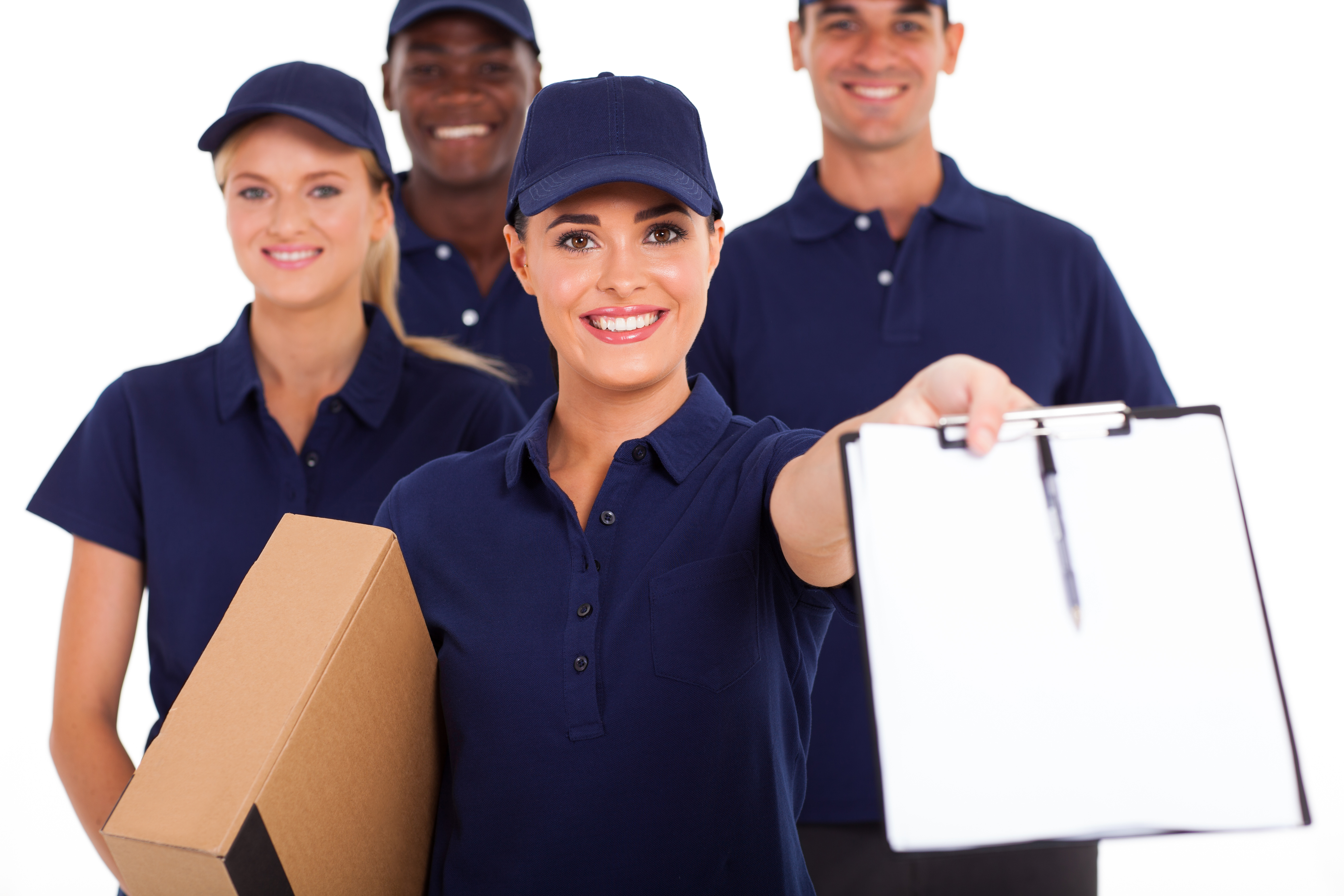 International Parcel Delivery Service Leicester